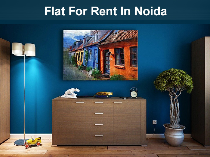 Flat For Rent In Noida