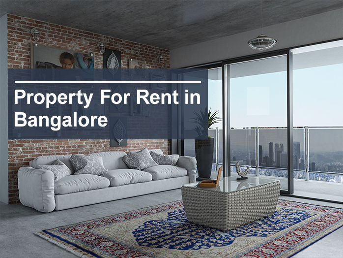 Property For Rent in Bangalore